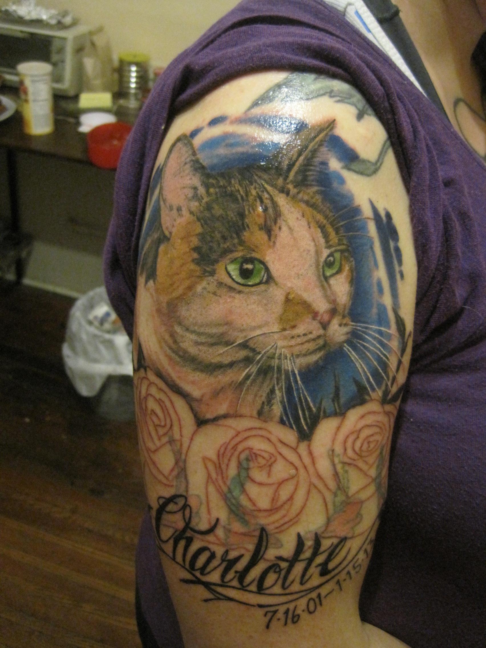 Trans AM Tattoo
